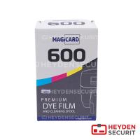 Magicard YMCKOK250 MB-Farbband, vollfarbig + schwarz