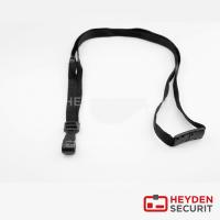 Lanyard 10mm mit Plastikhaken, Advanced schwarz