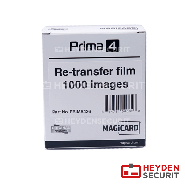 Magicard RT1000 Retransfer-Film, Prima 4 / Prima 8